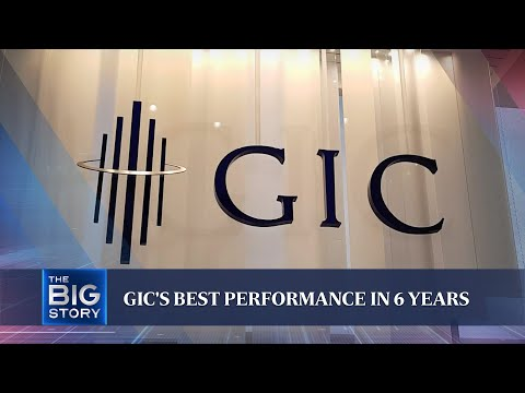 Sovereign wealth fund GIC sees best performance since 2015 | THE BIG STORY