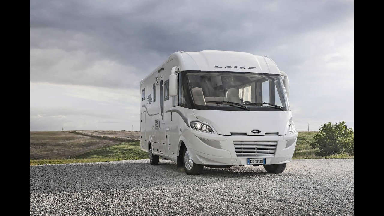 laika kreos 7009sl motorhome review youtube