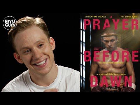 Joe Cole on butal Thai Boxing epic 'A Prayer Before Dawn'