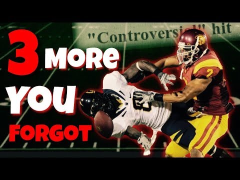 Another 3 College Football Stars You COMPLETELY FORGOT