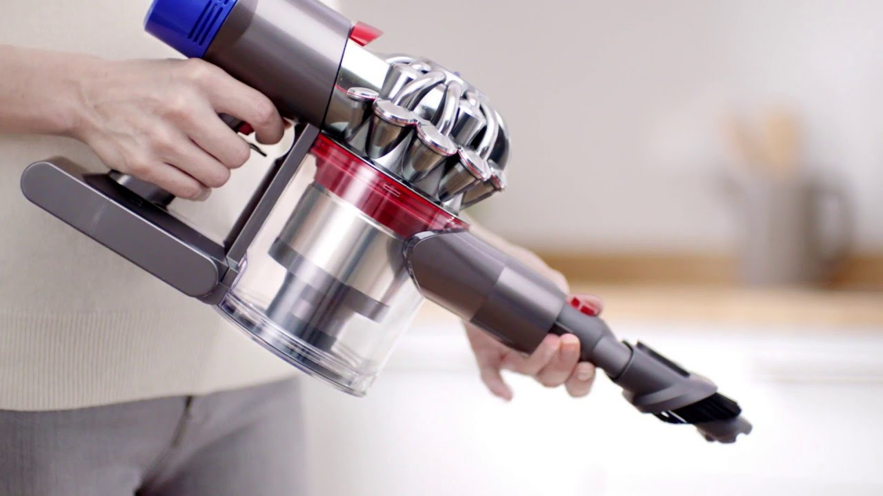 New Dyson V8 Cordless Vacuums Official Dyson Video