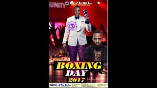 K1 De-Ultimate And 9ice on stage Together in 2017 Boxing Day series 2