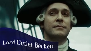 Lord Cutler Beckett - Pirates of the Caribbean