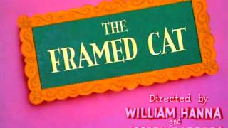The Framed Cat (1950) - recreation titles