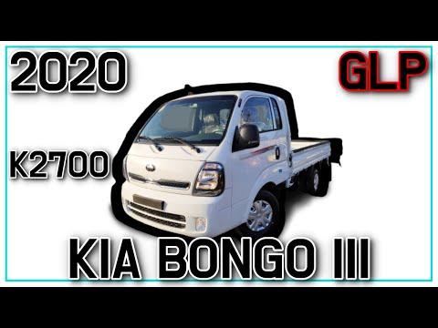 Kia Bongo 3 2020 - Motor A GLP De Fabrica. ($13,500)