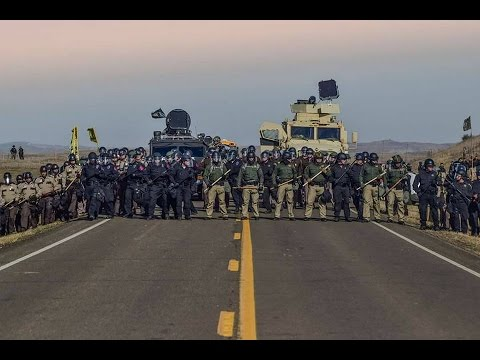 THE BLACK SNAKE (Part 1) - Dakota Access Pipeline (DAPL)