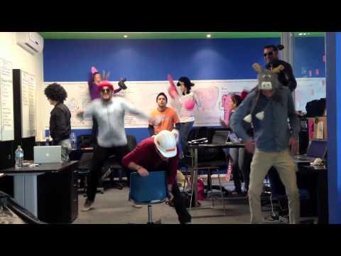 Harlem Shake - Creative Dreams Version