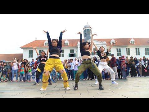 SEKEJAM ITU KAU FITNAHKAN DANCE X KPOP IN PUBLIC IDN ( 4hit Girl Group Songs Of 2019 )