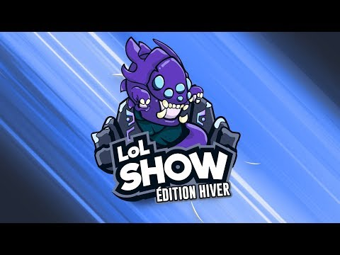 LOL SHOW : LE GRAND JEU ÉDITION HIVER | League of Legends