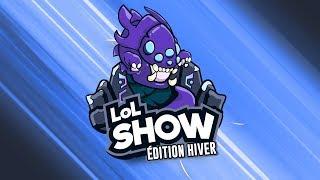 LOL SHOW : LE GRAND JEU ÉDITION HIVER | League of Legends