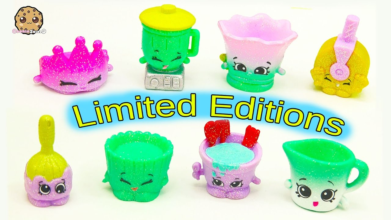 All cutetensils season 6 chef club shopkins limited edition complete