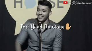 Breakup Poetry Whatsapp Status | Heart Touch Manhar Seth // New Poetry Status|attitude shayari