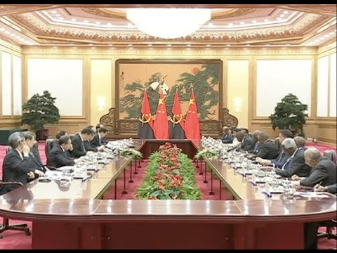 China, Angola Vow to Further Cooperation