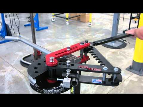 Pro-Tools MB105HD Tube and Pipe Bender @ Trick-Tools