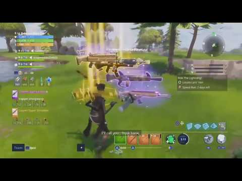 BEST Player gets Revenge for His Weapons! (Fortnite Save The World PVE)