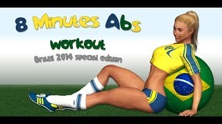 8 минут для пресса - Brazil 2014 Edition thumbnail