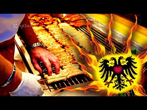 Tasty German Food on the Street.
