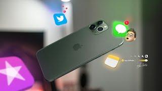 Le problème avec l'iPhone 11 Pro !