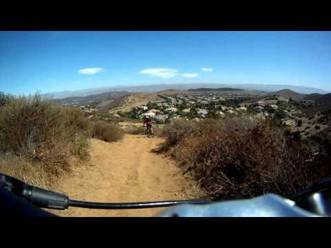 Lang Ranch - Long Canyon Trail