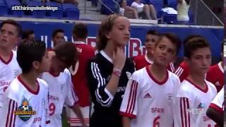 México, CAMPEÓN de la 'Danone Nations Cup', la COMPETICIÓN de los FUTUROS CRACKS