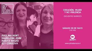 Encuentro - Creación, Mujer y No Violencia