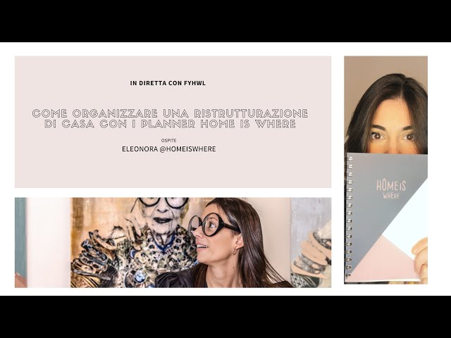 In diretta con Eleonora di Home is Where | Design Magazine Fillyourhomewithlove