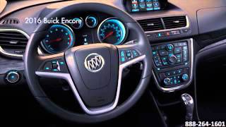 New 2016 Buick Encore Technology West Point Buick GMC Houston and Katy TX