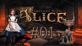 Скачать American McGee S Alice Parte 01 Poblado De Los Condenados Español