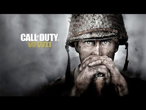 Call of Duty : WW2 Soundtrack | Main menu Theme - Wilbert Roget II
