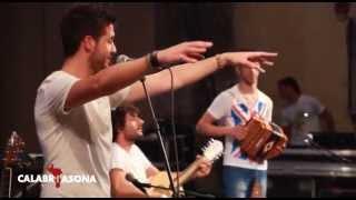 Calabria Sona Music Channel - Amakorà - Kaulonia Tarantella Fesival 2014 Live