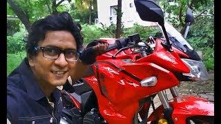 LIFAN KPR 165R short ride review ( bangla ) by CHOCOLATE BIKER in Bangladesh