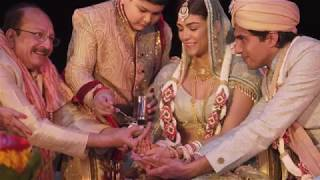 IPL VJ Archana Vijaya's Fairytale Indian Destination Wedding in Thailand