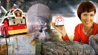 Download Машинки робокары и Маша Капуки - сборник для детей. Mp3 and Videos