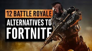 12 Battle Royale Alternatives To Fortnite (8 Free To Play)