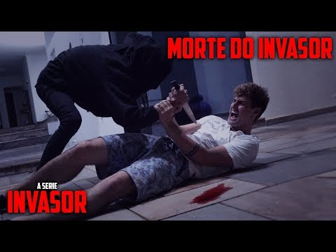 A MORTE DO INVASOR? - ( INVASOR A SÉRIE...