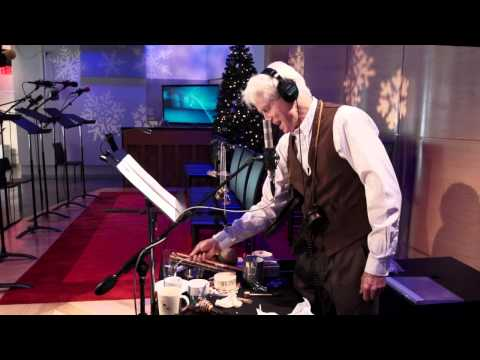 """Making Sounds with Fred Newman of """"A Prairie Home Companion"""""""