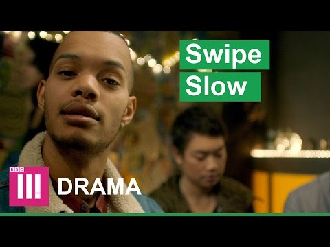 SWIPE SLOW  Short featuring Harley from Rizzle Kicks  The Break