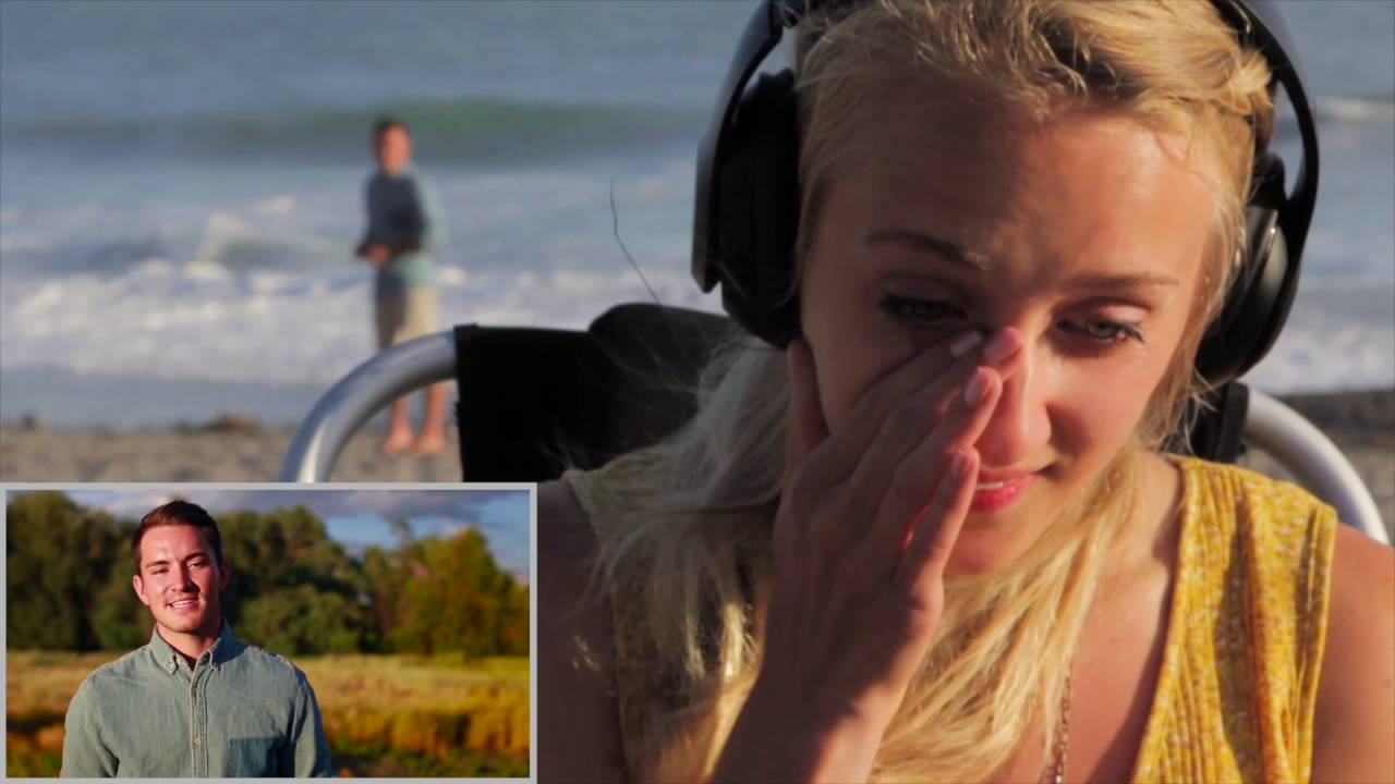 Julianna and Ethan's Unreal Proposal!