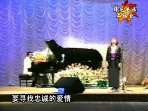 西班牙女郎[意]穆斯林·马戈马耶夫和塔玛拉·西尼亚夫斯卡娅演唱
