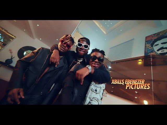 Frank Naro - Twa Me 2 ft  Medikal & Quamina MP(Official Music Video)