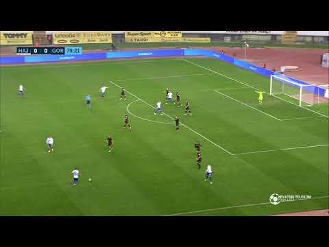 Hajduk Split Gorica Goals And Highlights