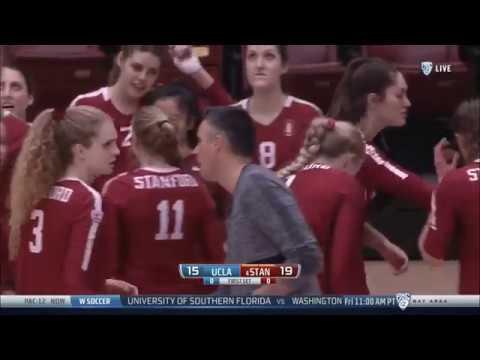 UCLA vs Stanford | Women's Volleyball Championship 2019