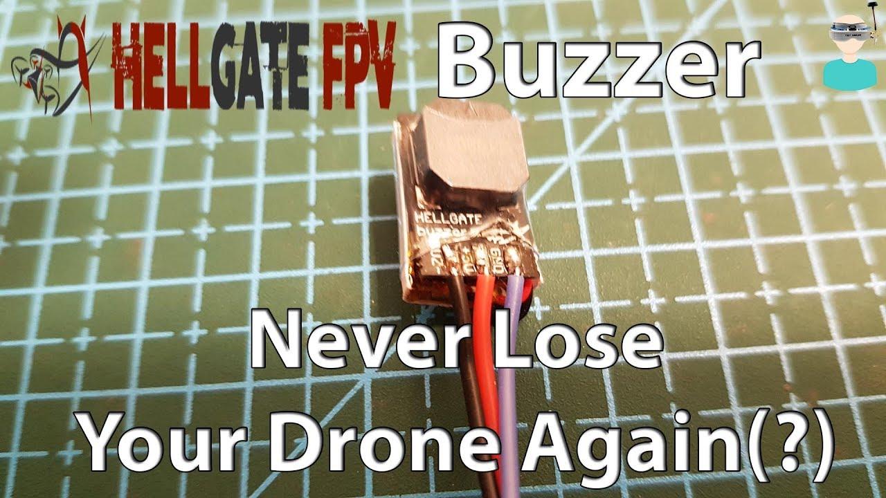 Hellgate FPV Buzzer Duo