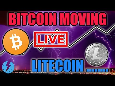 BITCOIN APPROACHES $12k – LITECOIN WAITING TO MAKE MOVE