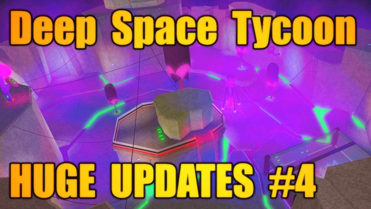 Deep Space Tycoon Building Area Roblox Deep Space Tycoon Alien Jungle Secret By Aidan S Games