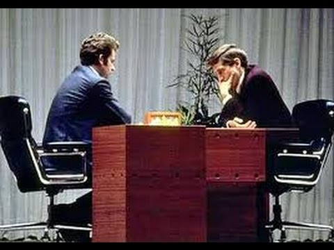 Bobby Fischer vs Boris Spassky 1972 World Chess Championship - Game 1