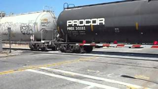 BNSF Harbor Sub, 182nd St (6/18/13)
