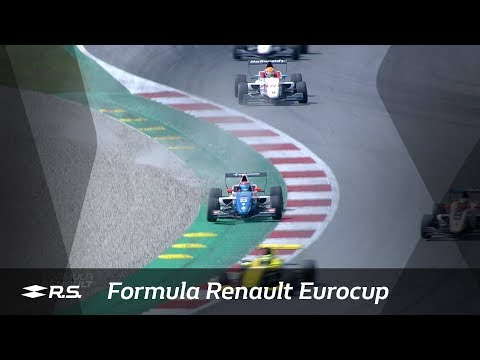 Formula Renault Eurocup 2017 - Red Bull Ring - Race 2