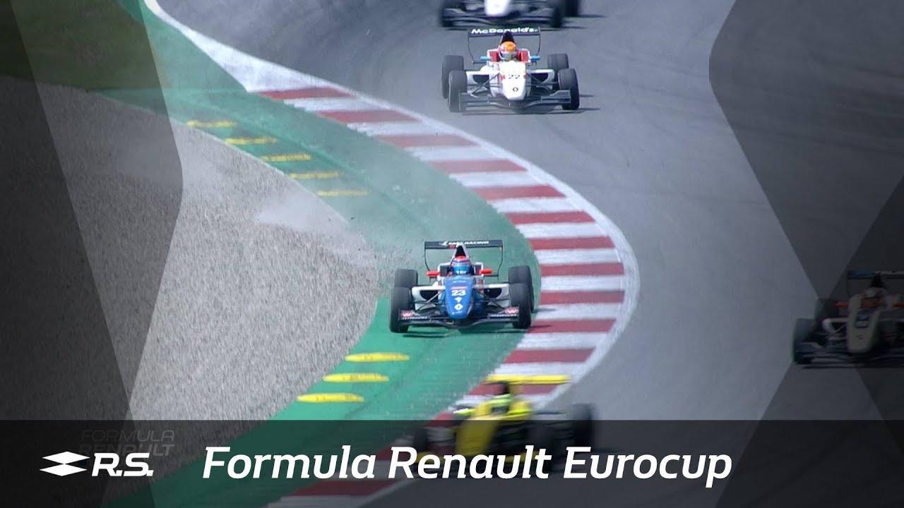 Formula Renault Eurocup 2017 - Red Bull Ring - Race 2
