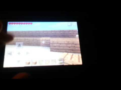 Minecraft pe ep.2 house build pt.1
